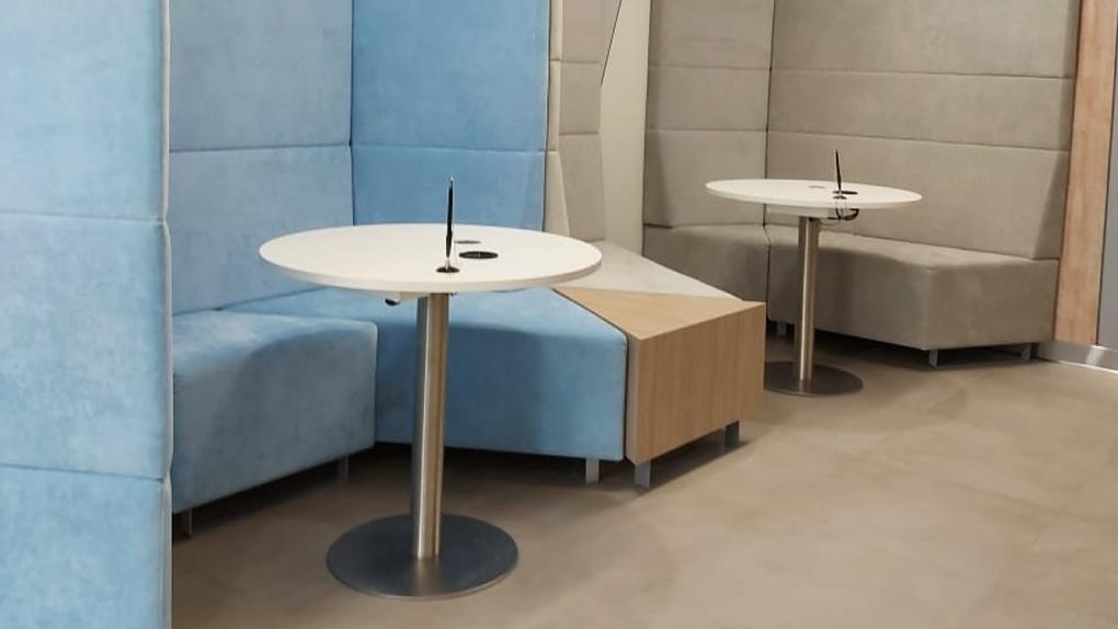 ВТБ открыл первый офис нового формата в Свердловской области