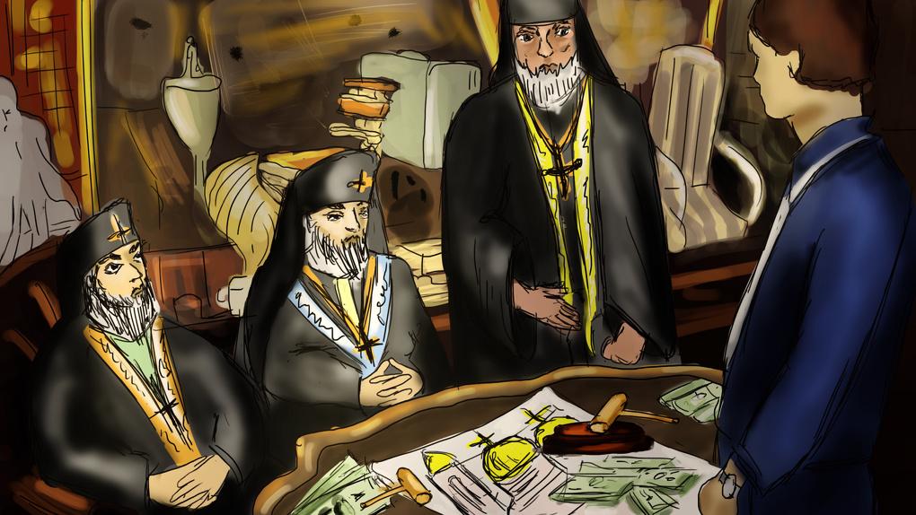 Кресты, деньги, два суда. Как Церковь осваивает сотни бюджетных миллионов на православных стройках Урала