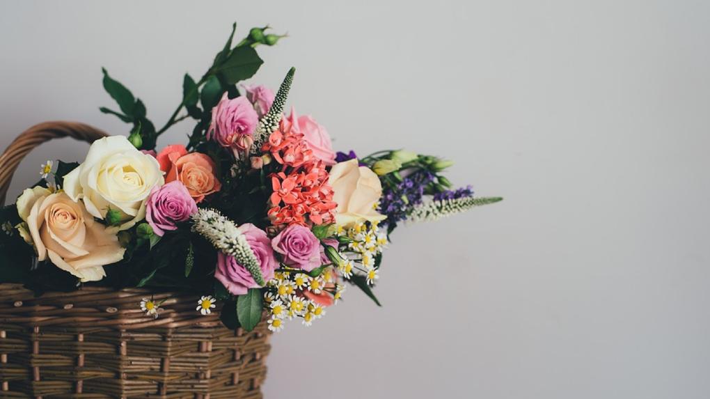 ВТБ: екатеринбуржцы стали покупать в 1,5 раза больше цветов к 14 февраля