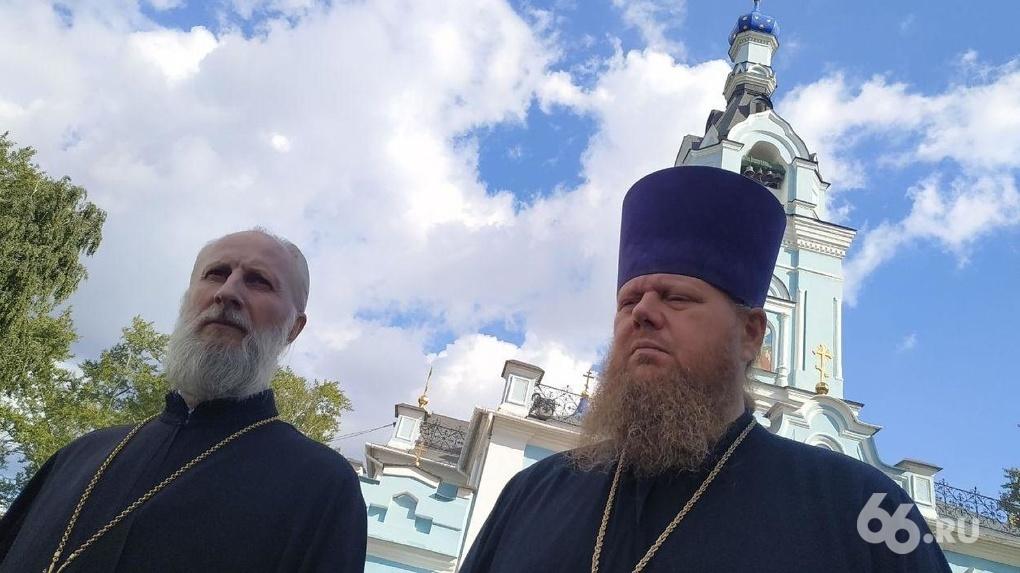 Епархия лишила сана священников, которые продолжили служить вместе с Сергием после запрета митрополита