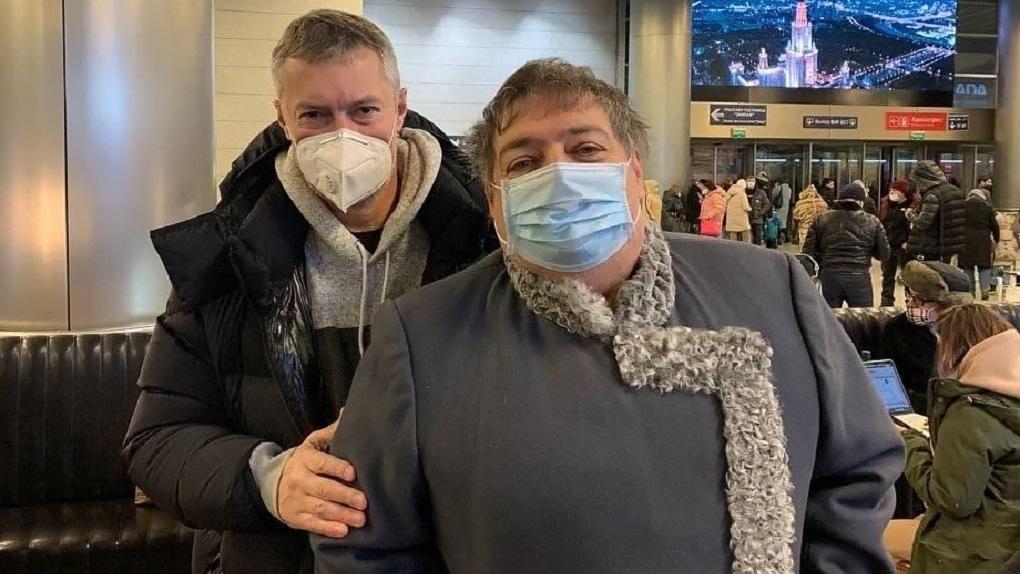 В отеле ответили на обвинения Ройзмана в том, что после отравления Быкова они скрыли записи с видеокамер