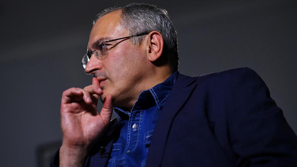 Роскомнадзор заблокировал сайты двух СМИ, связанных с Михаилом Ходорковским