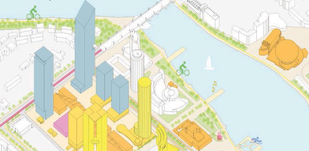 УГМК-Холдинг отказался от идеи строительства 300-метрового небоскреба к 300-летию Екатеринбурга