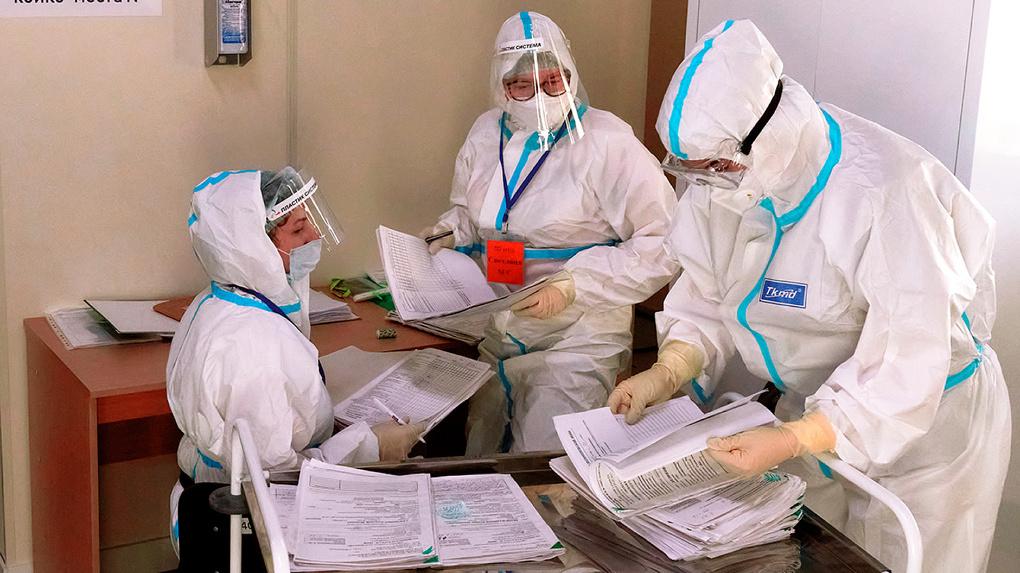 В Свердловской области зарегистрировали рекордное число заболевших коронавирусом за сутки