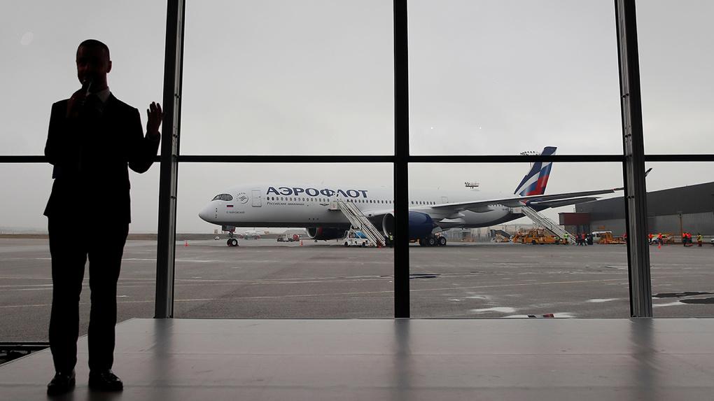 Вопреки карантину «Аэрофлот» выполняет тайные рейсы за рубеж
