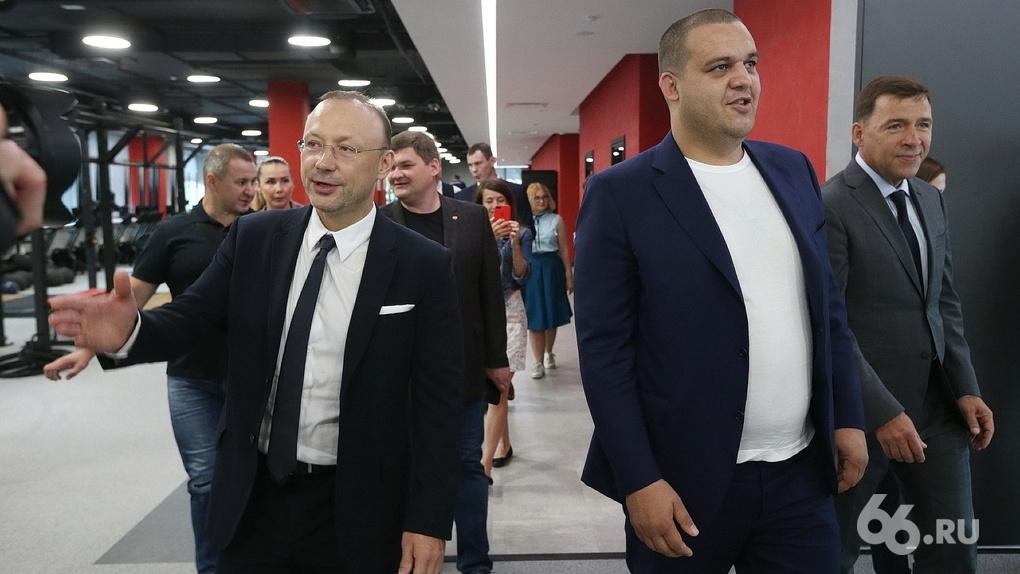 «В Москве такого даже не увидишь!» Екатеринбург превращают в столицу мирового бокса