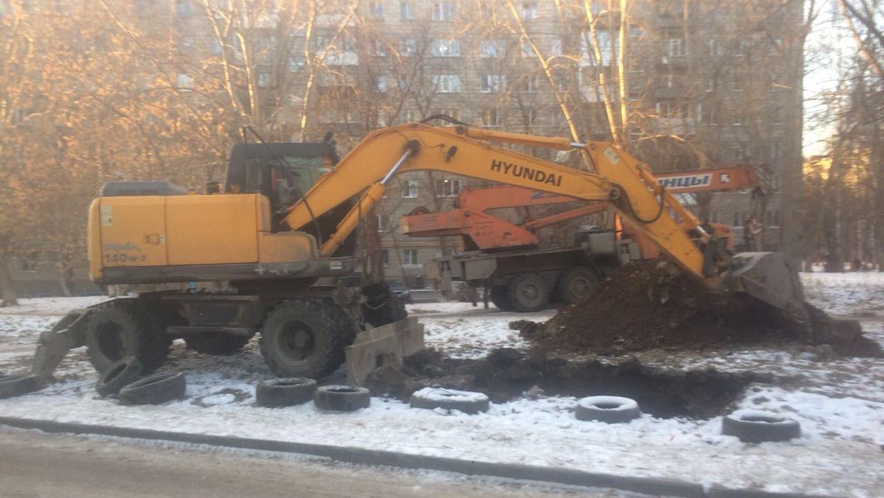 Взамерзающий после коммунальной трагедии Пионерский посёлок привлекли МЧС