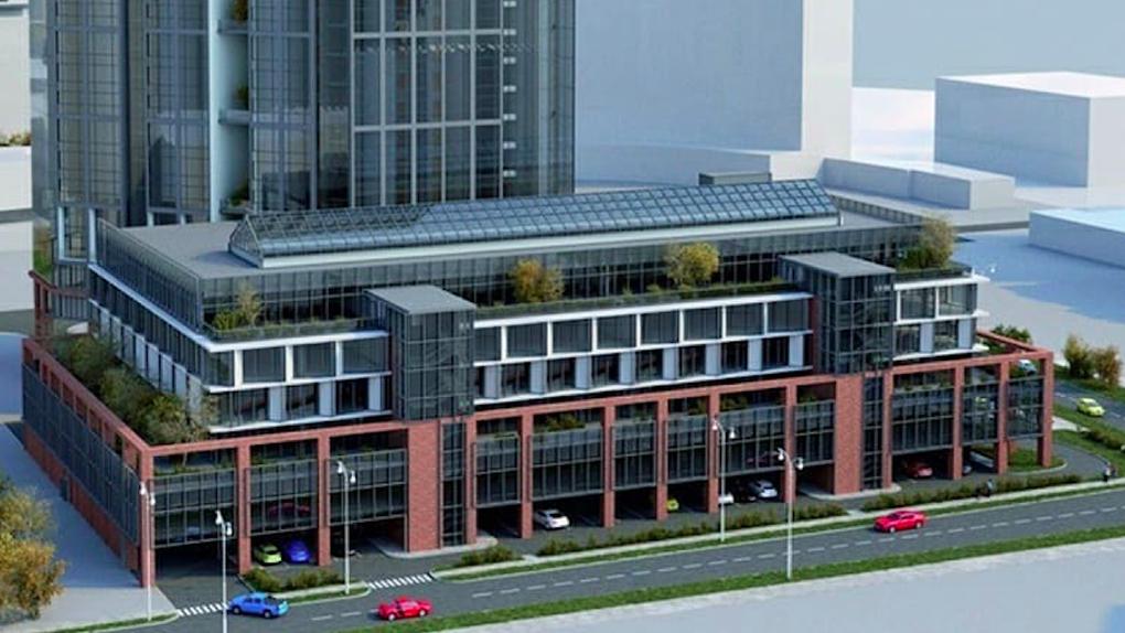 УГМК через два года построит в Екатеринбург-Сити первый гастромолл. Подробности проекта
