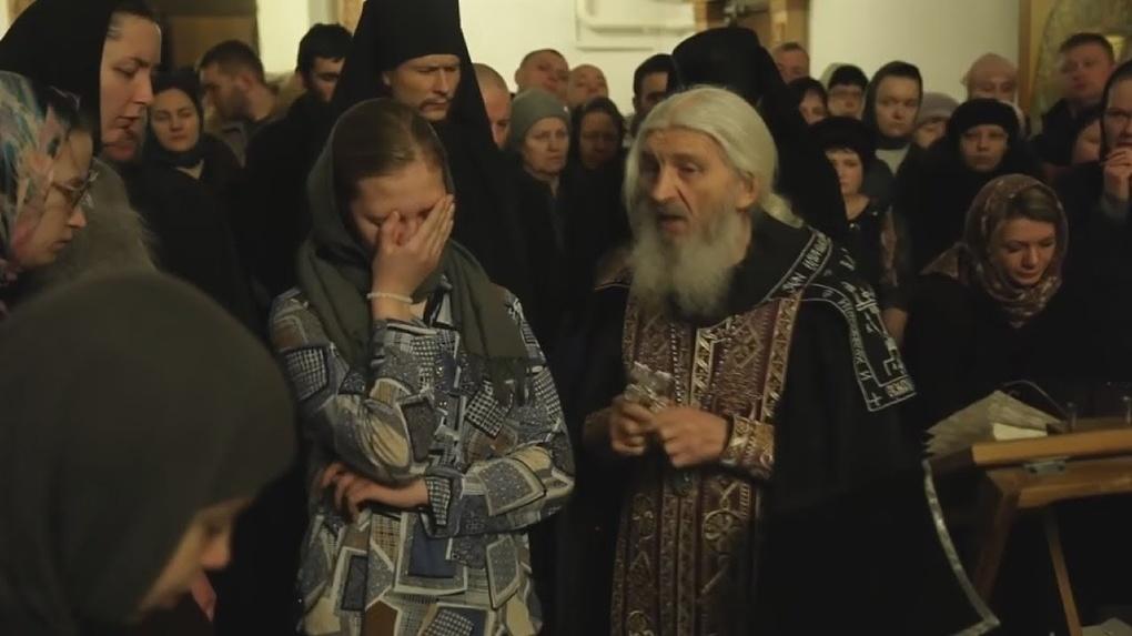 Чего боится и на кого надеется отец Сергий. Враги и друзья опального схимонаха в одной картинке