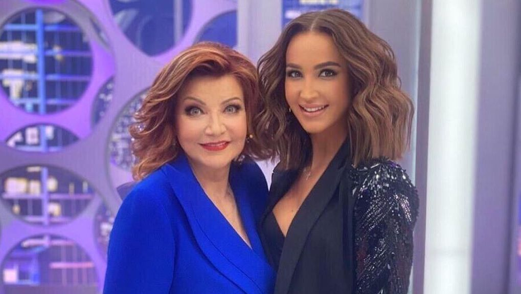Бузова и Степаненко будут вместе вести новое шоу на канале «Россия 1»