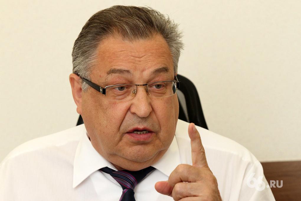 Владимир Терешков: «Область вынуждена залезать в долги»