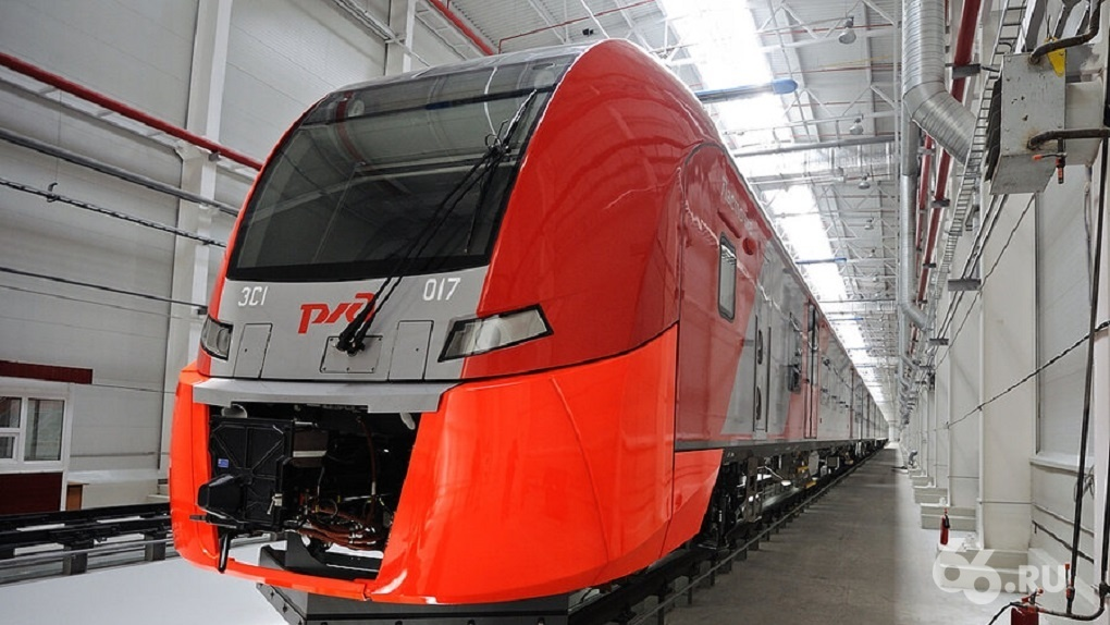 Между Пермью и Екатеринбургом запустят скоростной поезд
