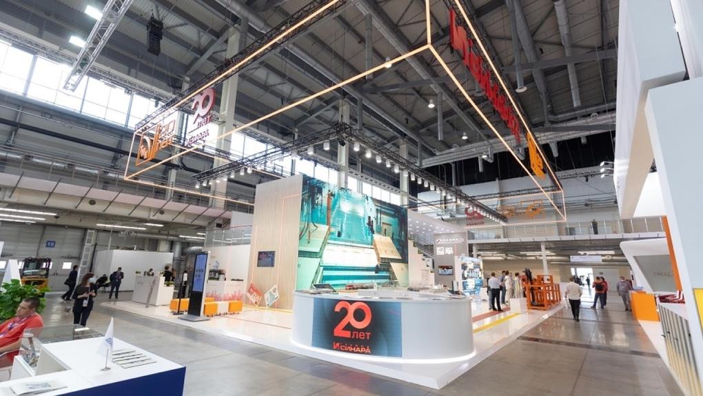Группа Синара принимает участие в выставке ИННОПРОМ-2021