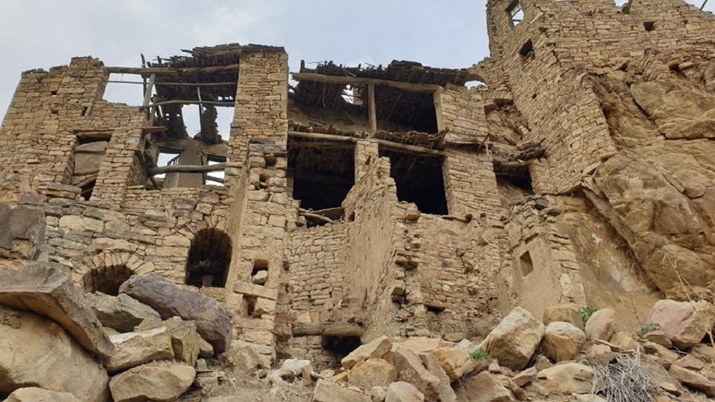 Тур по дагестанскому Мачу-Пикчу — селу-призраку, которому около двух тысяч лет