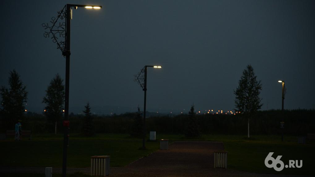 Больше тысячи человек остались без света на Уралмаше