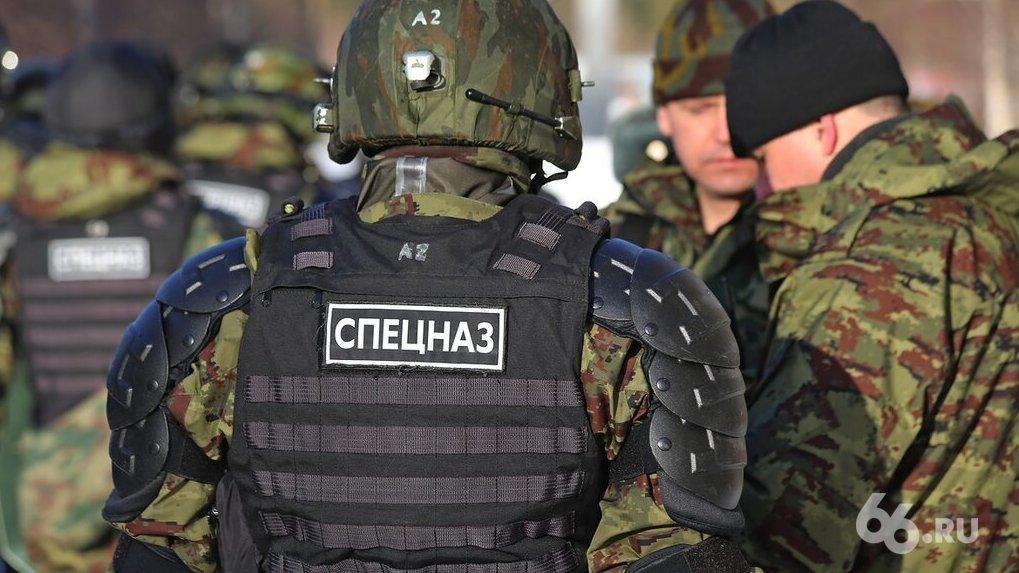 В Москве задержали шесть сотрудников ФСБ