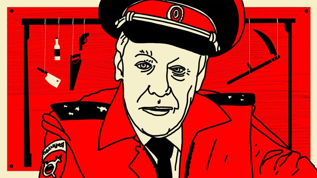 Уральская резня бензопилой. Михаил Ефремов сыграл главную роль в новом российском хорроре