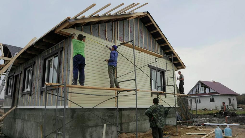 Льготную ипотеку распространили на строительство частных домов
