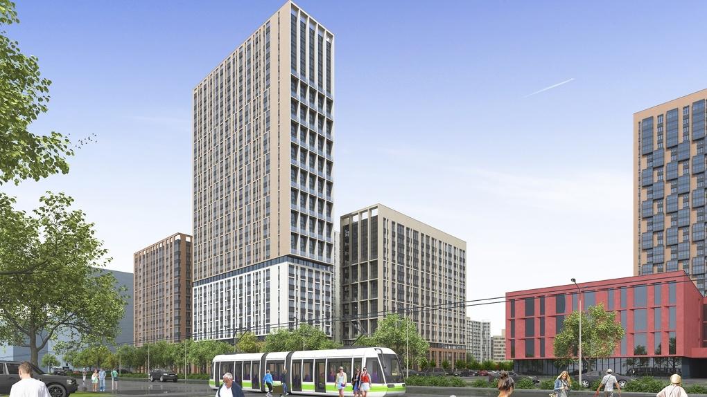 В Академическом построят небоскребы. Как будет выглядеть новый квартал района