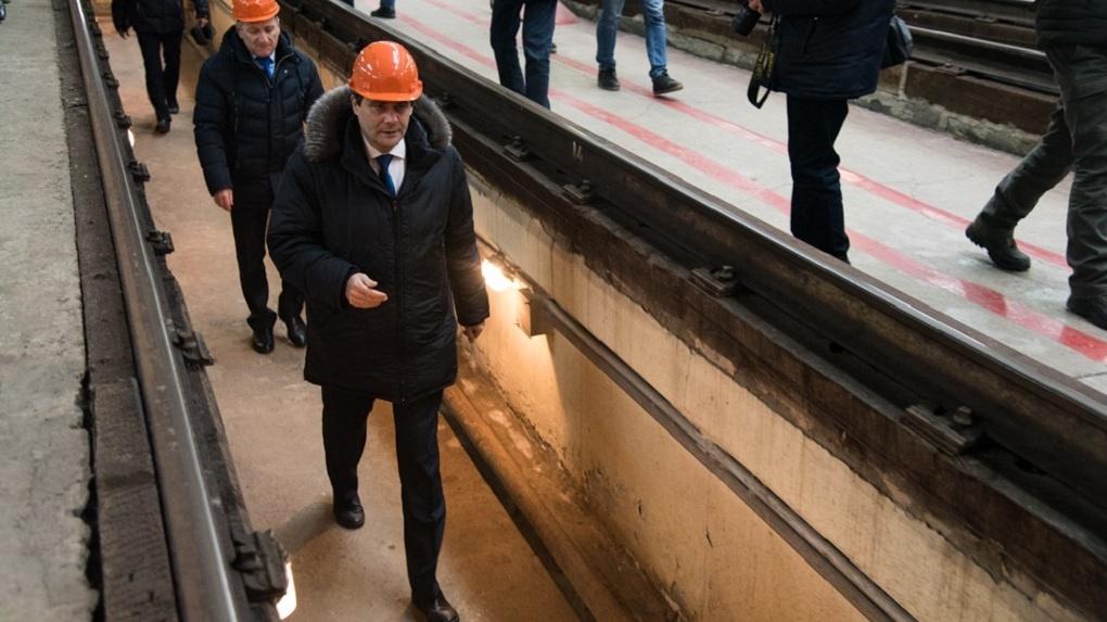 Александр Высокинский выиграл суд за станцию «Бажовская»