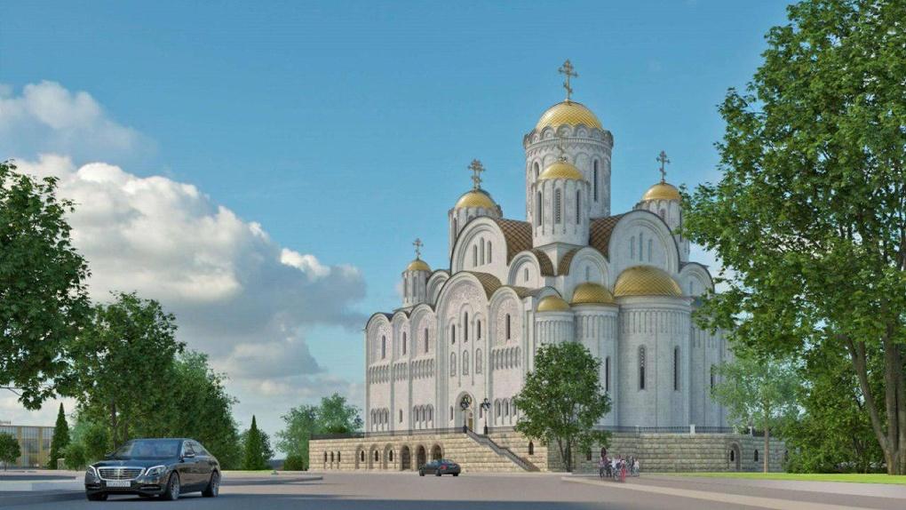 Рабочая группа по храму Святой Екатерины опять ни о чем не договорилась. Итоги второй бесполезной встречи