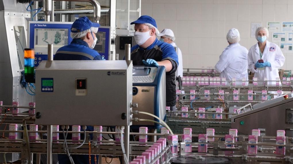 «Молочный кит» вложит миллиард рублей в новое производство детского питания