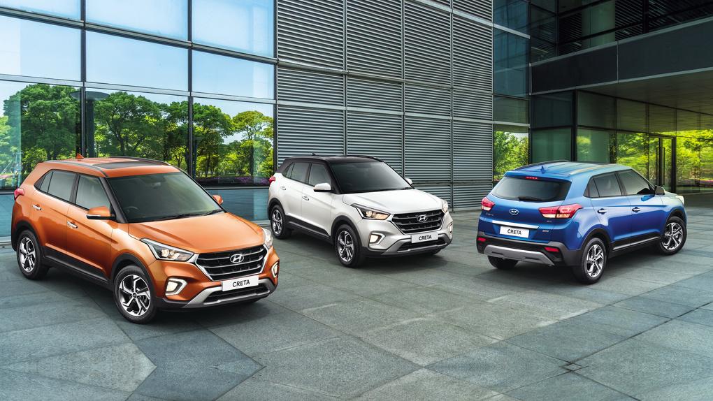 Каким будет обновленный Hyundai Creta: отвечают Зита и Гита