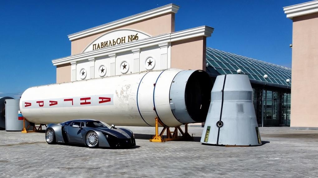 Одна из шести Marussia B2 приехала в музей УГМК. Ее дали только нам
