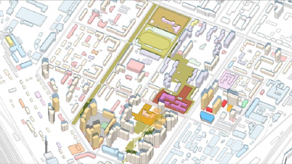 Промзону возле развязки у «Калины» к 2025 году застроят жильем. Планы девелопера