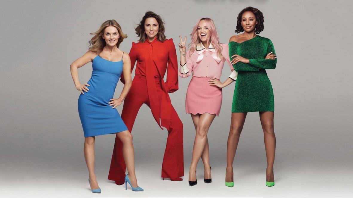 Spice Girls воссоединились и отправятся в тур. Но без Виктории Бекхэм