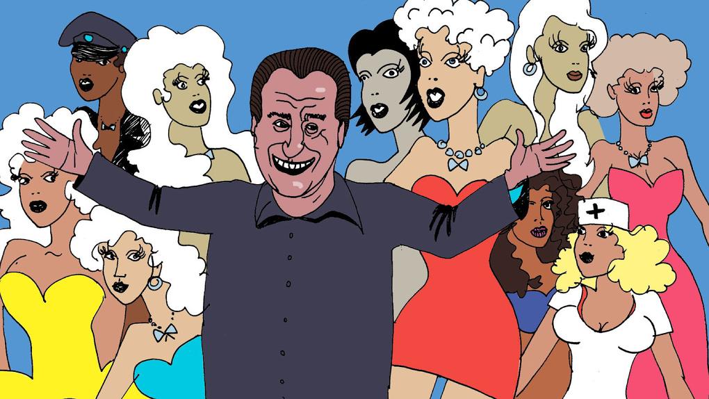 «70-летний старикан зажигает на вилле в компании 50 проституток». Павел Матяж о фильме «Лоро»