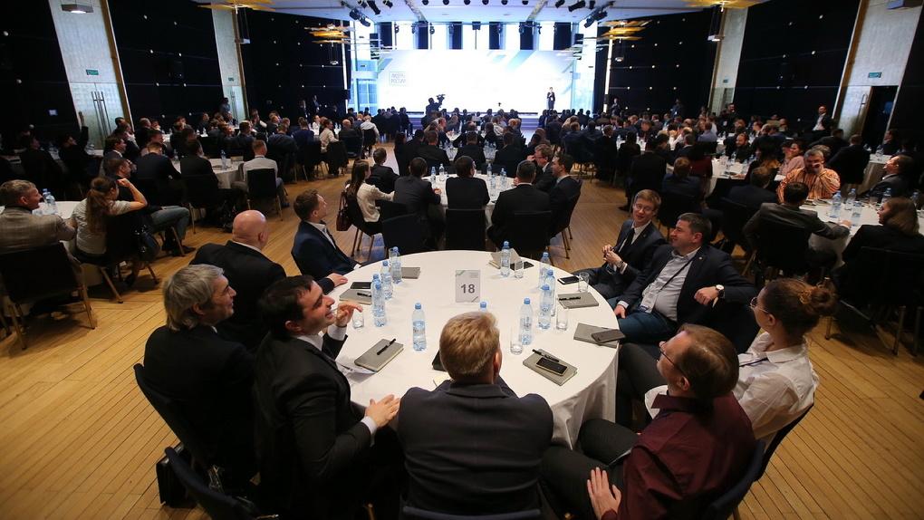 ВЕкатеринбурге стартовал полуфинал Всероссийского конкурса «Лидеры России»