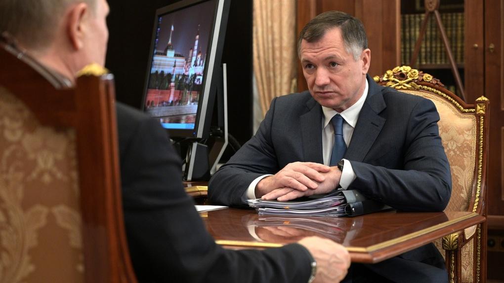 В Екатеринбург летит вице-премьер РФ. От него ждут запуска строительной реновации города
