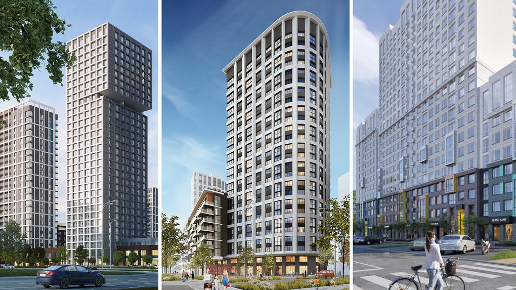 Больше, чем балкон: три квартиры с террасами в новостройках Екатеринбурга
