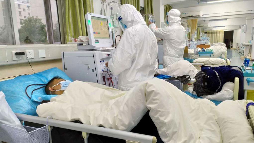Что будет, если коронавирус проникнет на Урал. Математическая модель эпидемии