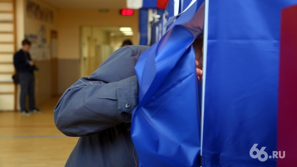За пять дней на голосование по Конституции в Свердловской области пришли 32% избирателей. Барометр явки