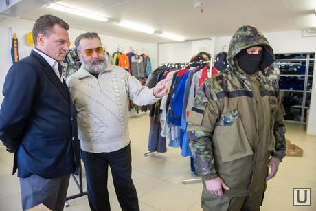Теплая и удобная: в Екатеринбурге придумали новую форму для ополченцев