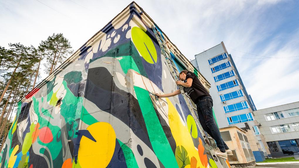 «Стенограффия» ищет здания для новых работ. Как включить свой дом в биржу поверхностей