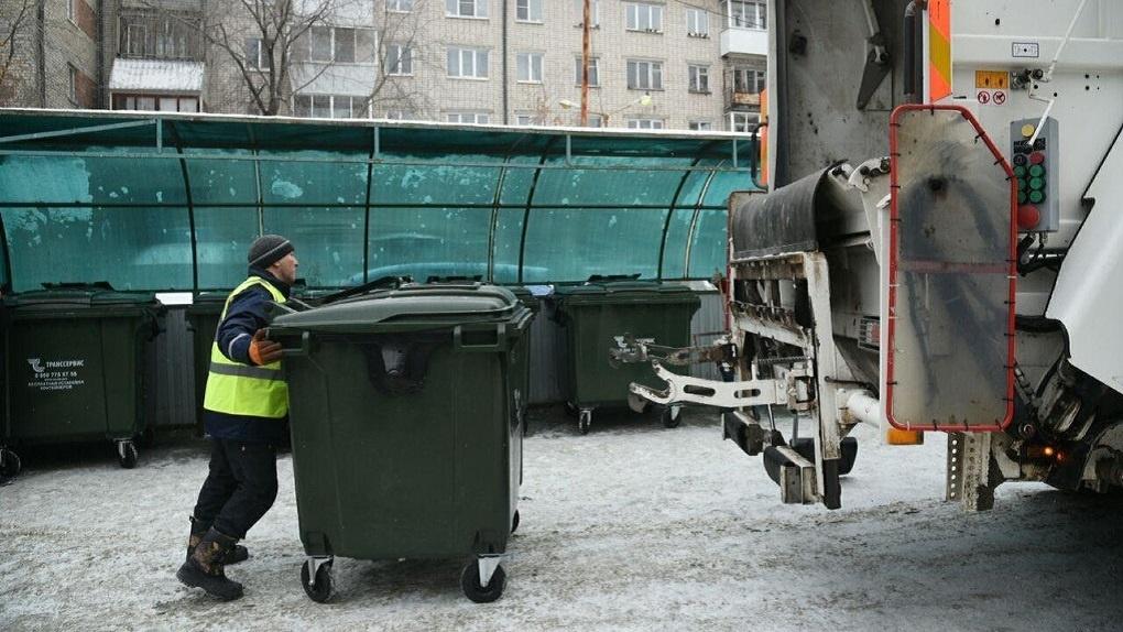 Определился основной претендент на строительство мусоросортировочного комплекса «Екатеринбург-Юг»