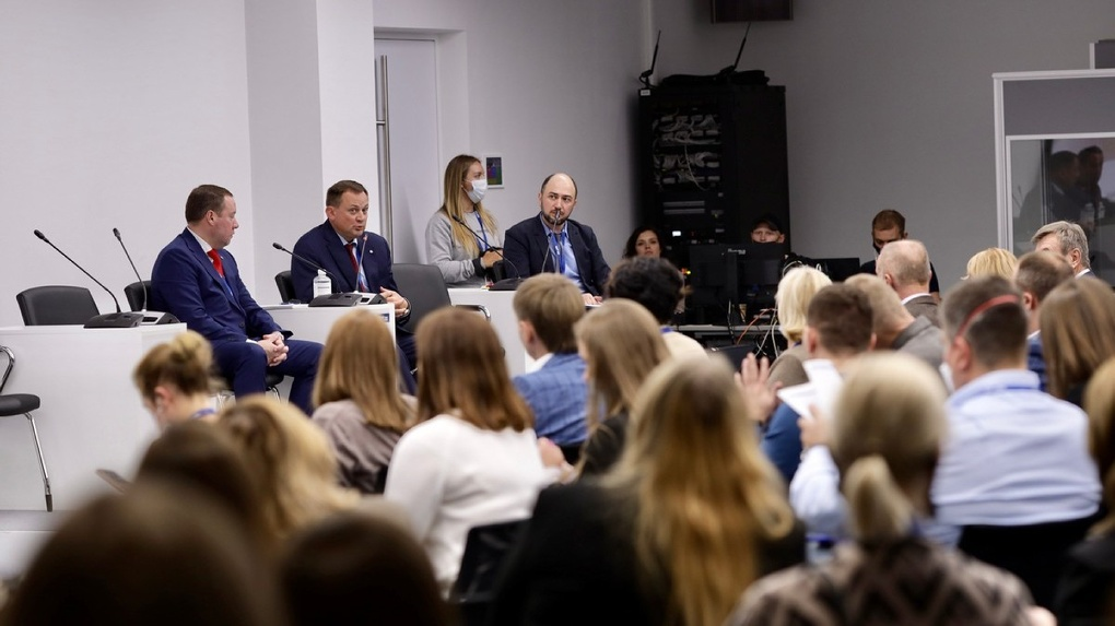«Синара-Девелопмент» презентовала концепцию развития Новокольцовского