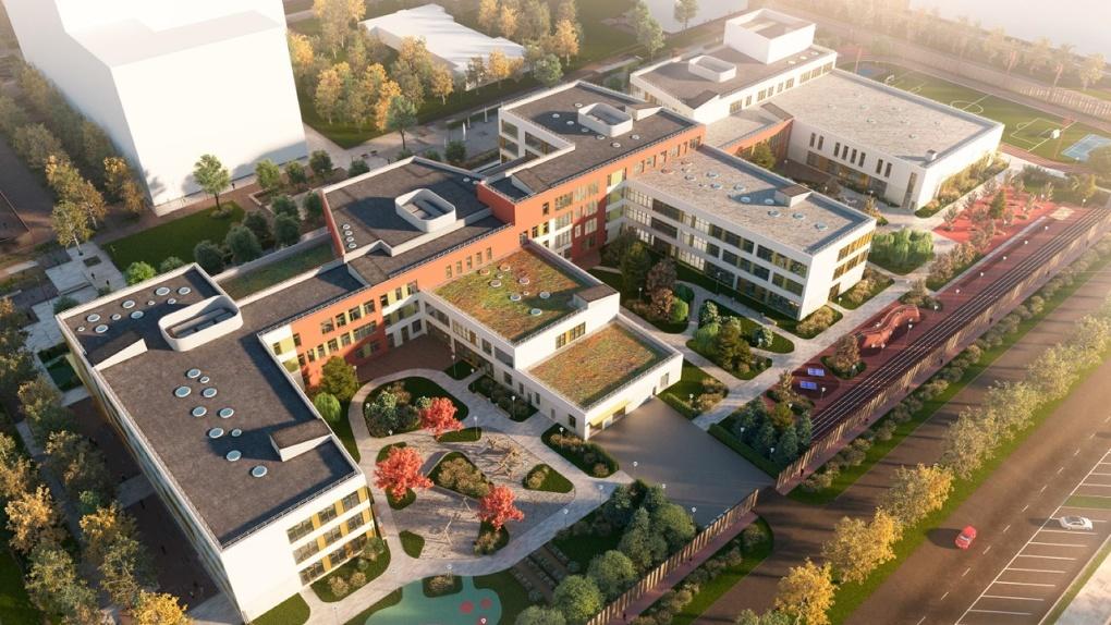 В Солнечном скоро начнется строительство Губернаторского лицея. Чем он будет отличаться от обычных школ