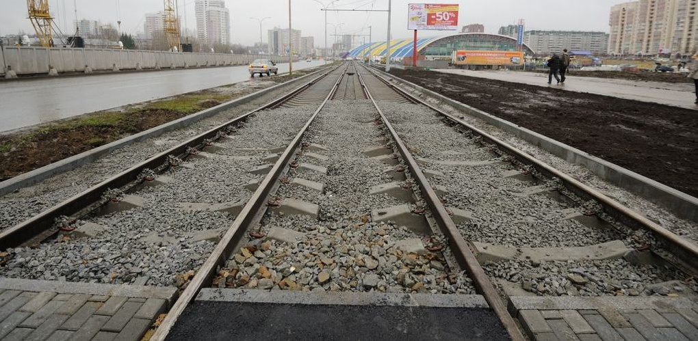 Строительство трамвайной линии Екатеринбург — Верхняя Пышма начнут в 2016 году