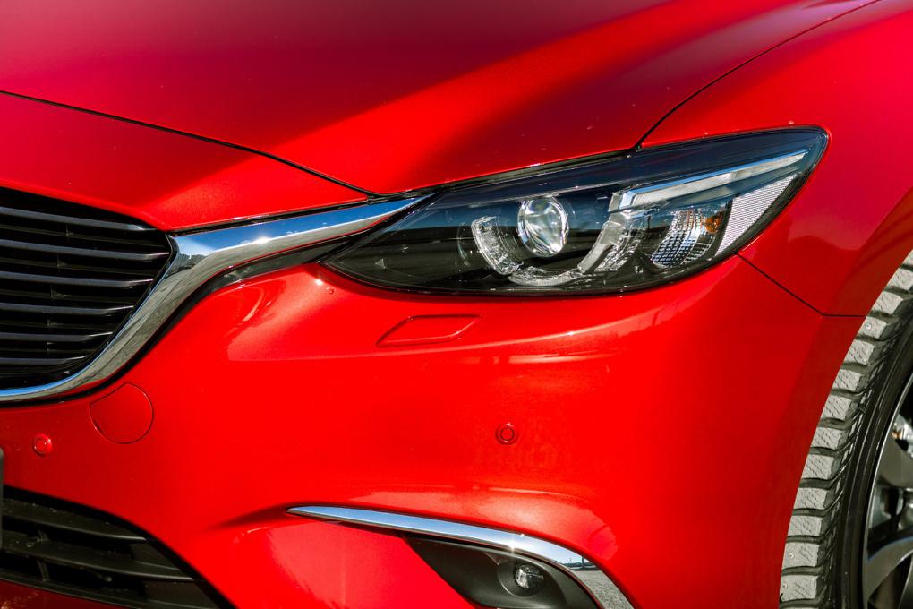 Степень сжатия: первая встреча с обновленной Mazda 6