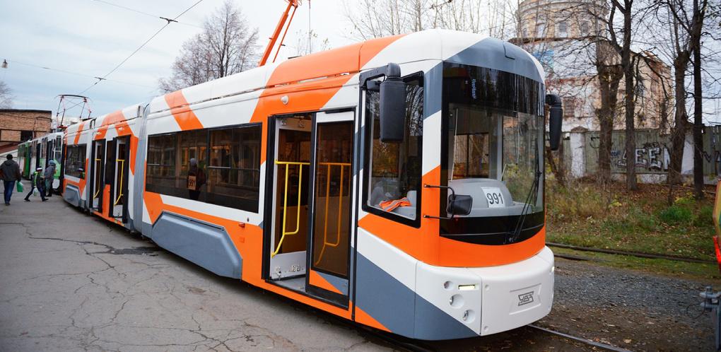 Куча недостатков, да и денег нет: Екатеринбург может отказаться от трамваев «Уралтрансмаша»