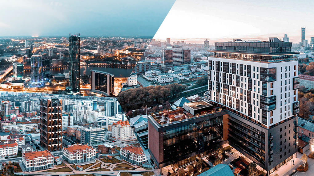 Дюжина самых красивых зданий Екатеринбурга. Рэнкинг 66.RU