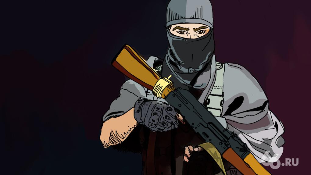 В Свердловской области растет число террористических преступлений