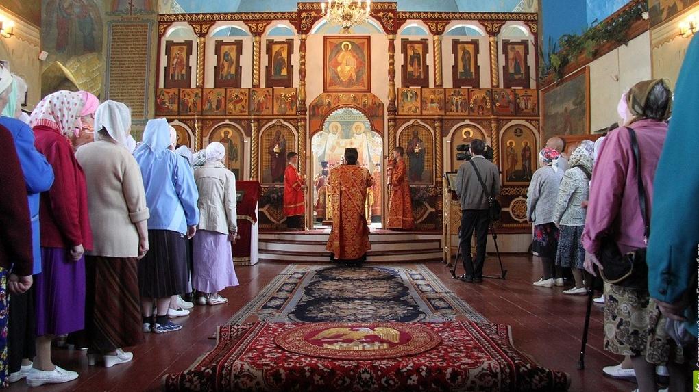 Во время Царских дней паломников отправят на слет трезвости под Екатеринбургом