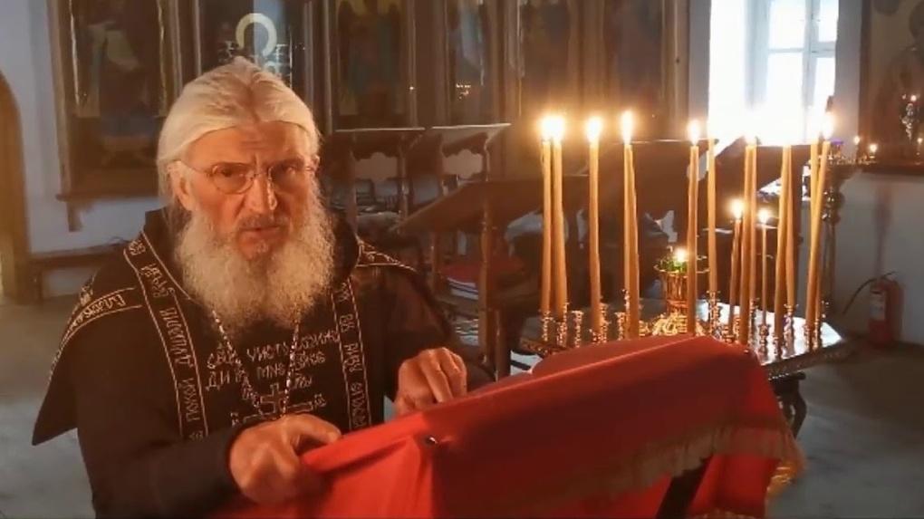 Полпред Николай Цуканов назвал условия для вмешательства в конфликт схиигумена Сергия и Церкви