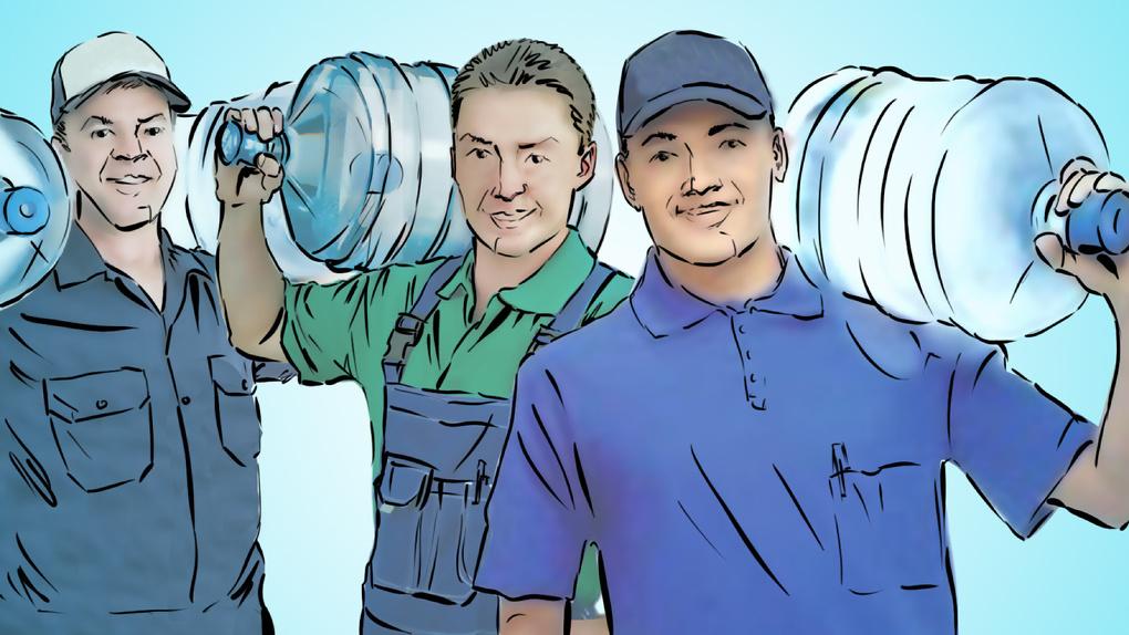 Пьяные курьеры, дырявые бутыли и грязные крышки. Сравнительный тест служб доставки воды