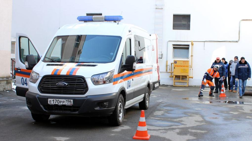 «Газовый спецназ» ликвидирует аварию за 13 минут. Службы горгаза прошли испытания на прочность